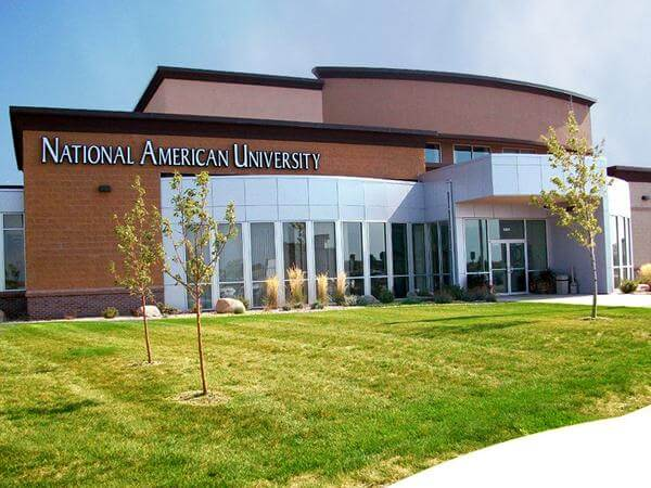 National American University best online bachelor degree programs
