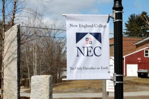 New England College affordable online colleges for business