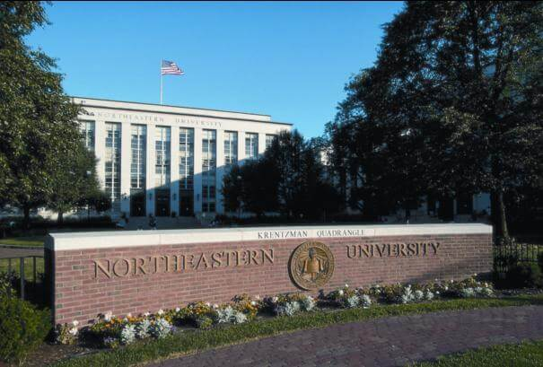 Northeastern University best online colleges for accounting and business degrees