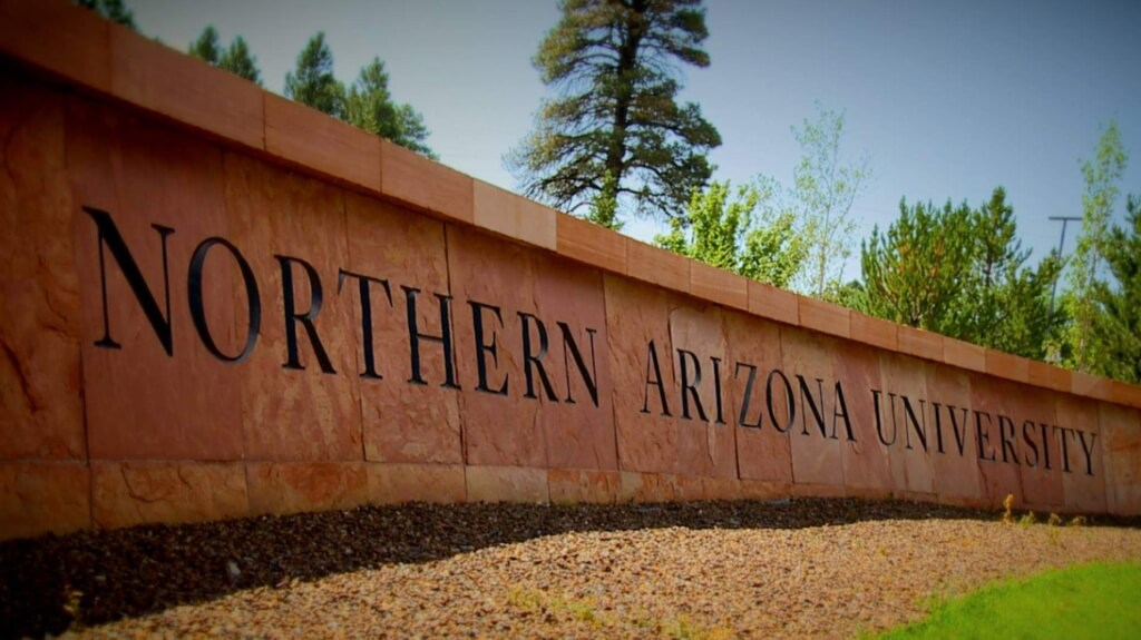 Northern Arizona University offers affordable tuition with its online degree program in hotel and restaurant management.