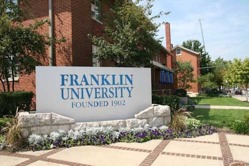 ohio national university franklin university best online universities for international students
