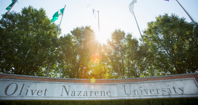 Olivet Nazarene University best online christian colleges