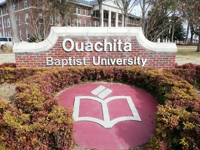 Ouachita Baptist University online christian colleges affordable degrees