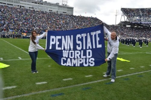 Pennsylvania State University World Campus best online accounting degree rankings