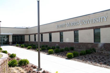 Robert Morris University affordable college degree hospitality