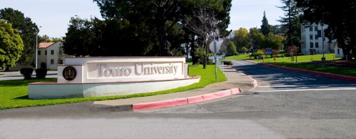 Touro University Worldwide online management and administration degrees