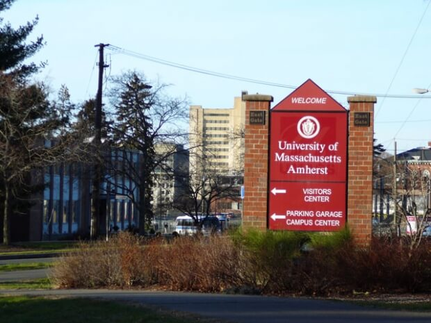The University of Massachusetts Amherst top online colleges and universities