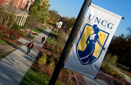 The University of North Carolina at Greensboro best online colleges for business degrees