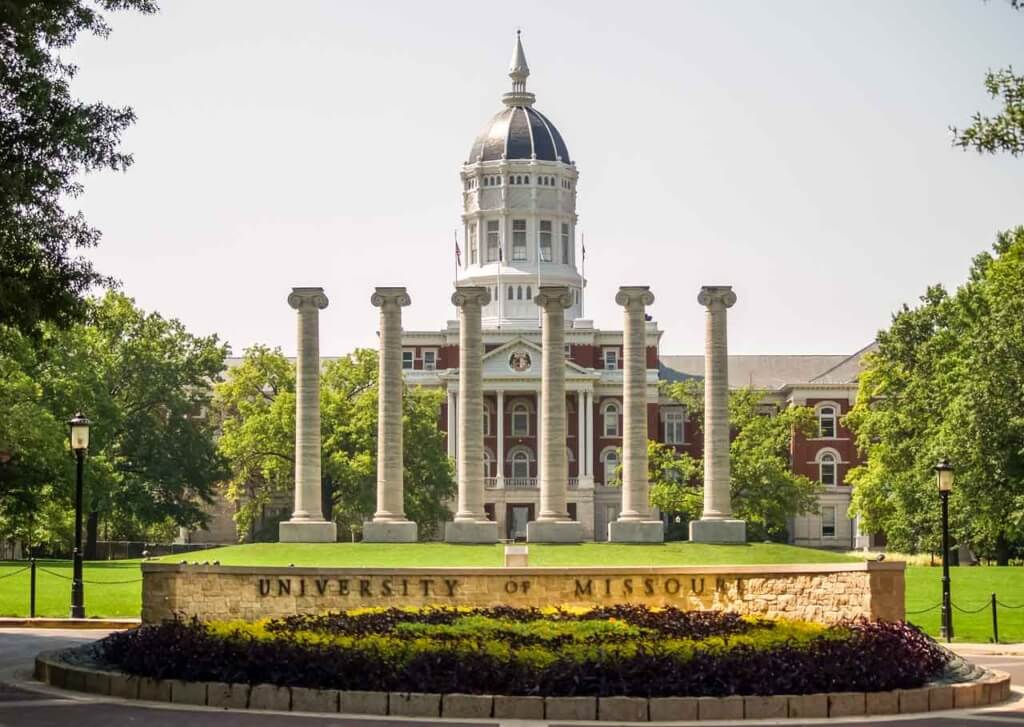 university of missouri top online colleges