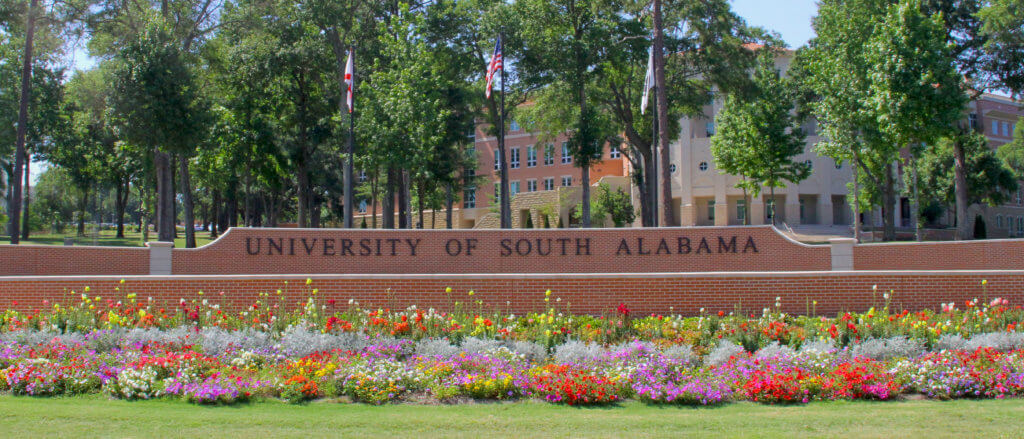 University of South Alabama Best online bachelor degree programs