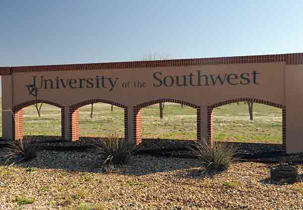 The University of the Southwest best online degree program