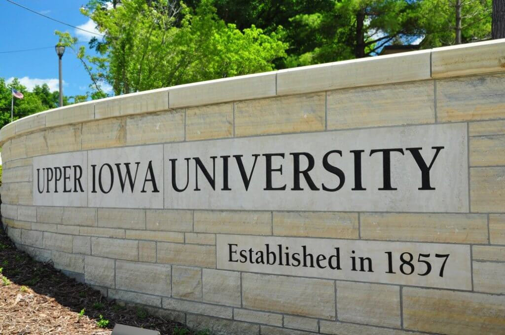 Upper Iowa University best online schools for business and accounting