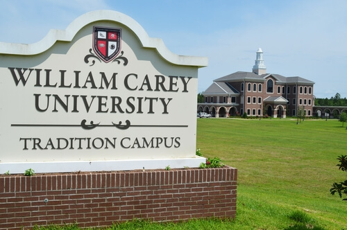 William Carey University online nursing degree christian colleges and universities