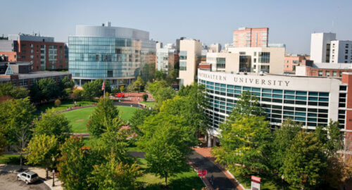 Northeastern Univ Math
