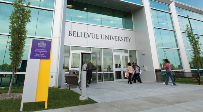 bellevue university online health care management