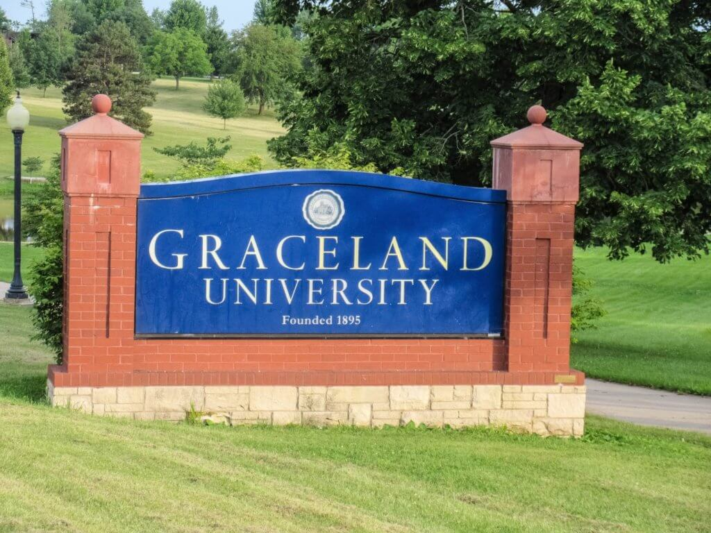graceland university top online colleges for healthcare administration