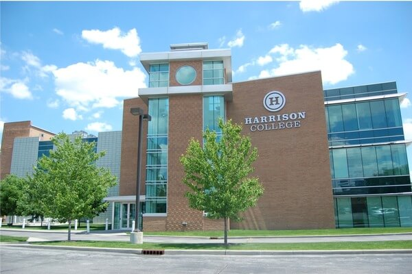 Harrison College best online universities with health care degree