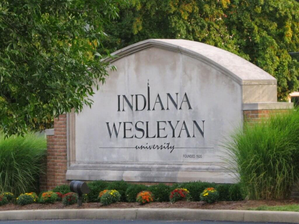 Indiana Wesleyan University best online colleges ranking top healthcare management degree program