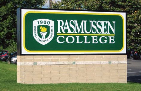 Rasmussen College online colleges rankings best health care administration degrees