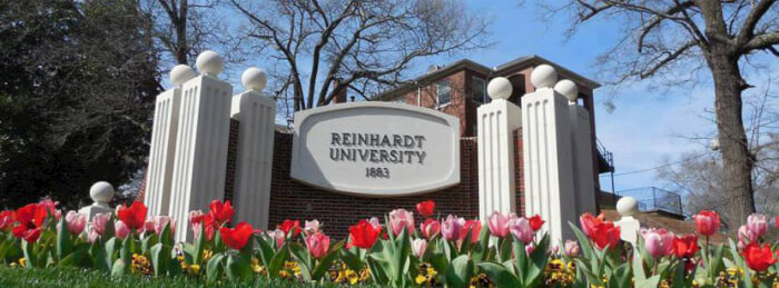 Reinhardt University best health care management degree programs
