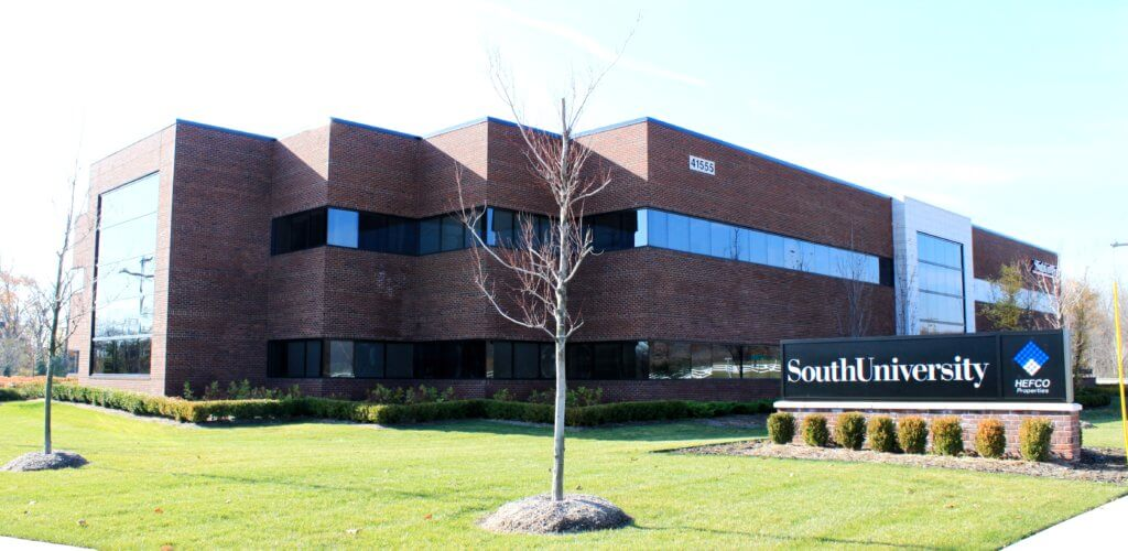 south university best online colleges for healthcare administration degrees