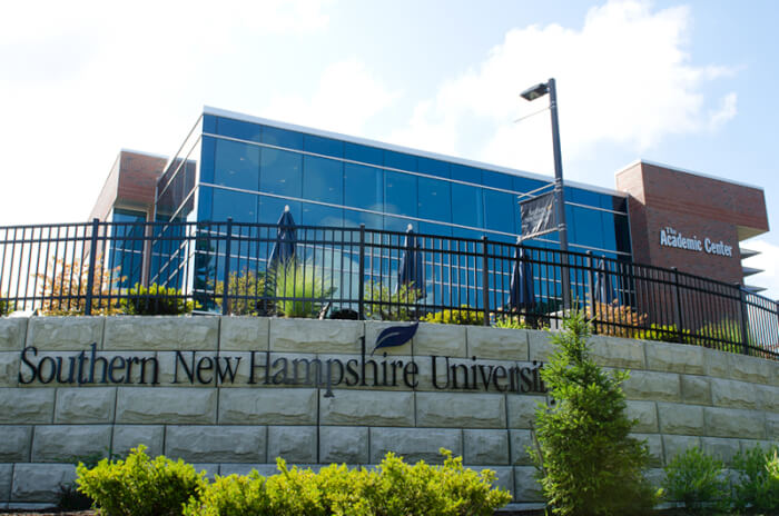 Southern New Hampshire University online health care services management degree program best colleges and universities