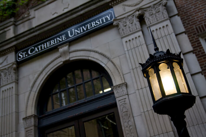 St. Catherine University top online colleges health care degree