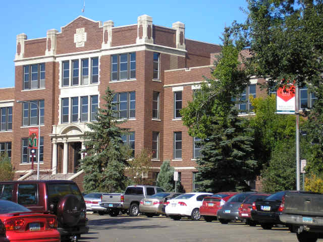 Minot State University online marketing degree best colleges
