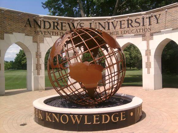 andrews university religious education top colleges