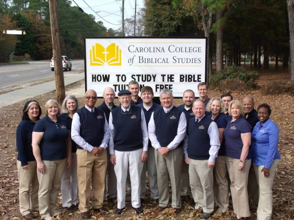best online colleges carolina college theological studies