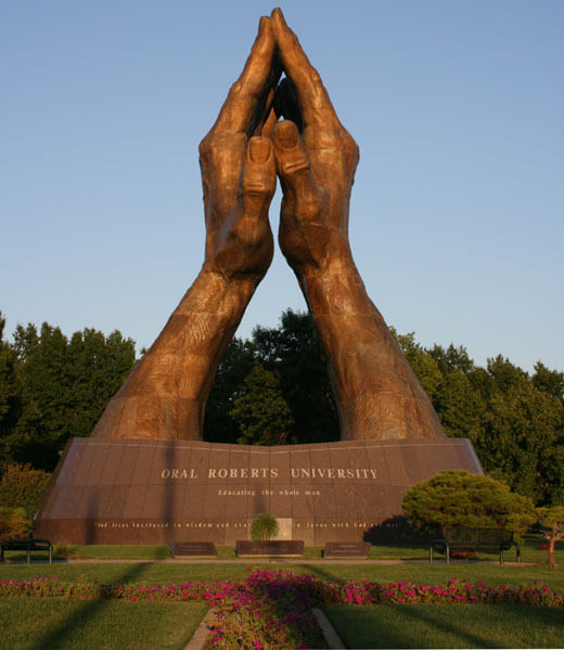 oral roberts university best christian colleges online degree
