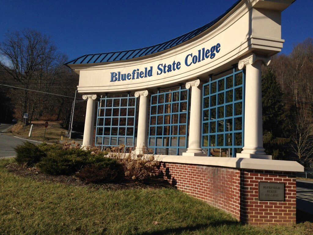 Bluefield State college accredited college best degrees