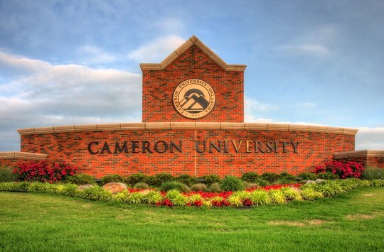 cameron university best online colleges older students