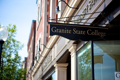 Granite State College online bachelors in information technology