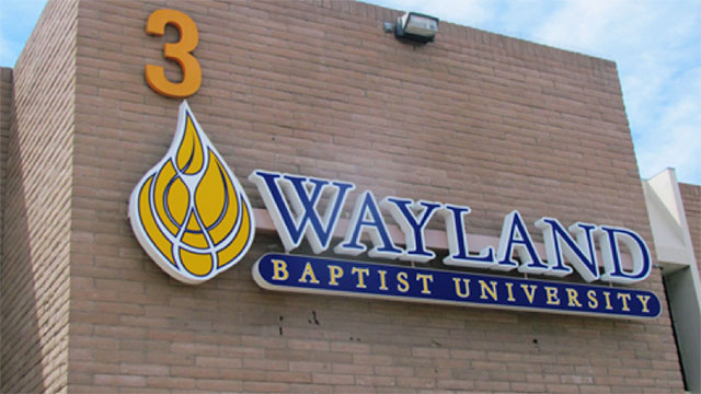 wayland baptist university online degrees accredited college