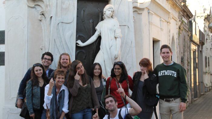 dartmouth college best programs for studying abroad