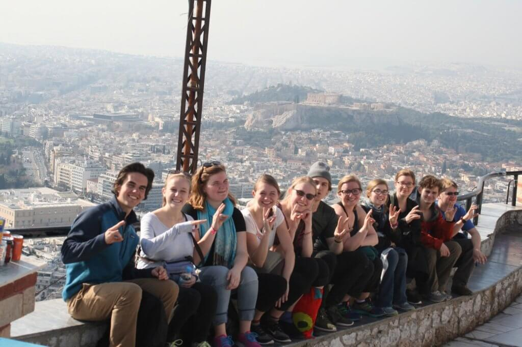 st. olaf college foreign exchange programs abroad