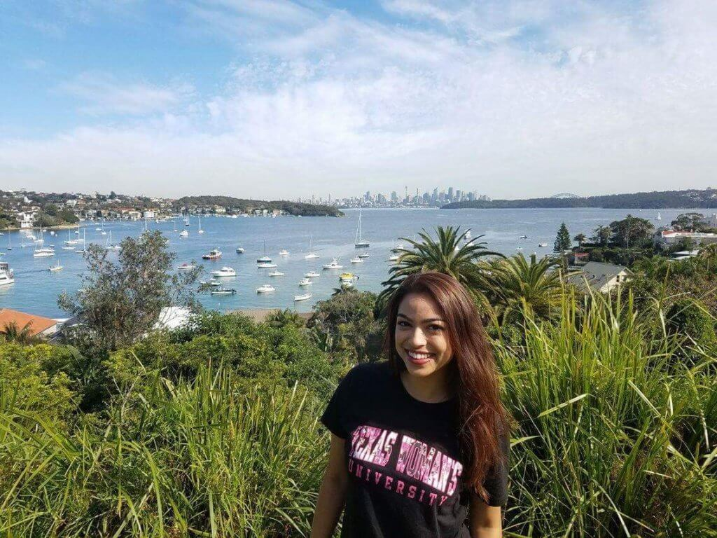 texas woman's university paying for study abroad