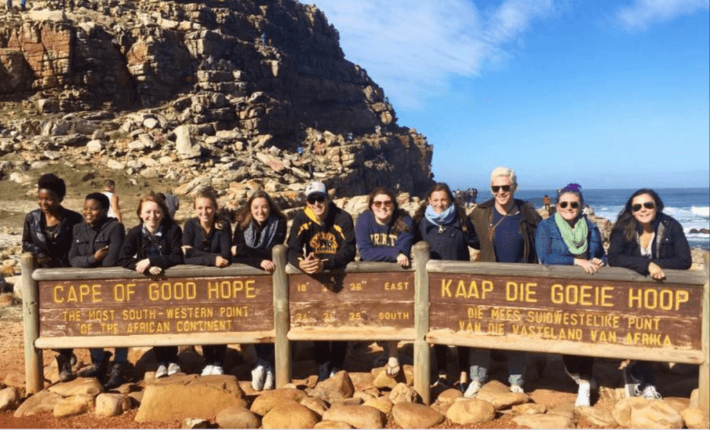 trinity college international exchange semester programs abroad