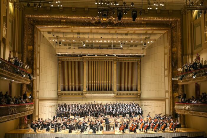 boston university top music programs in the country