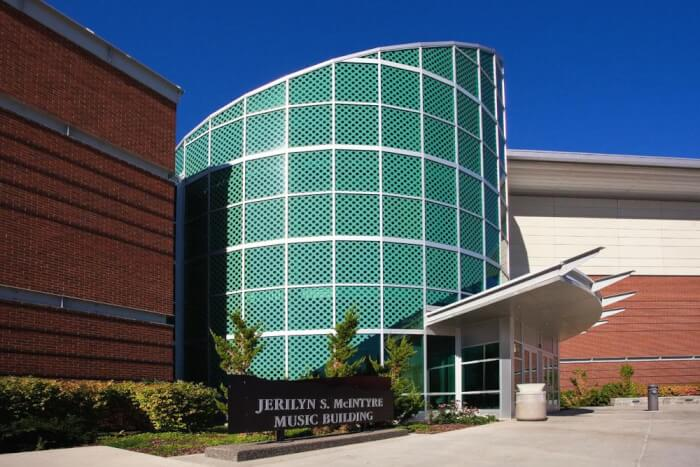 cwu central washington schools with great music programs