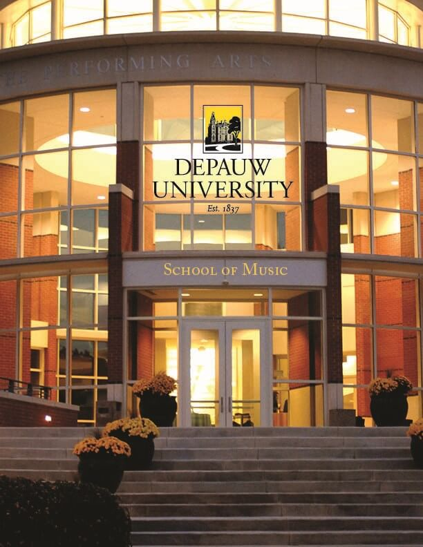 depauw university learning how to play music