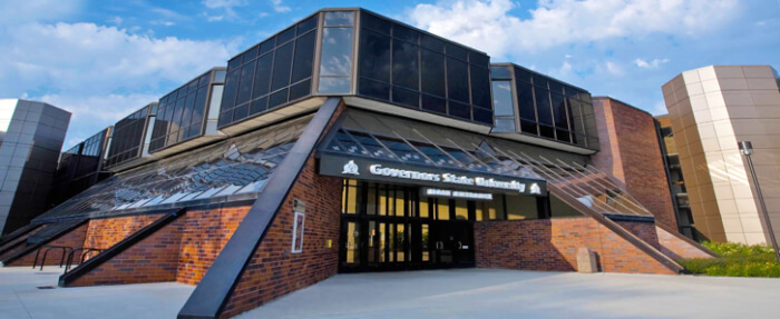 governors state university easy admissions colleges