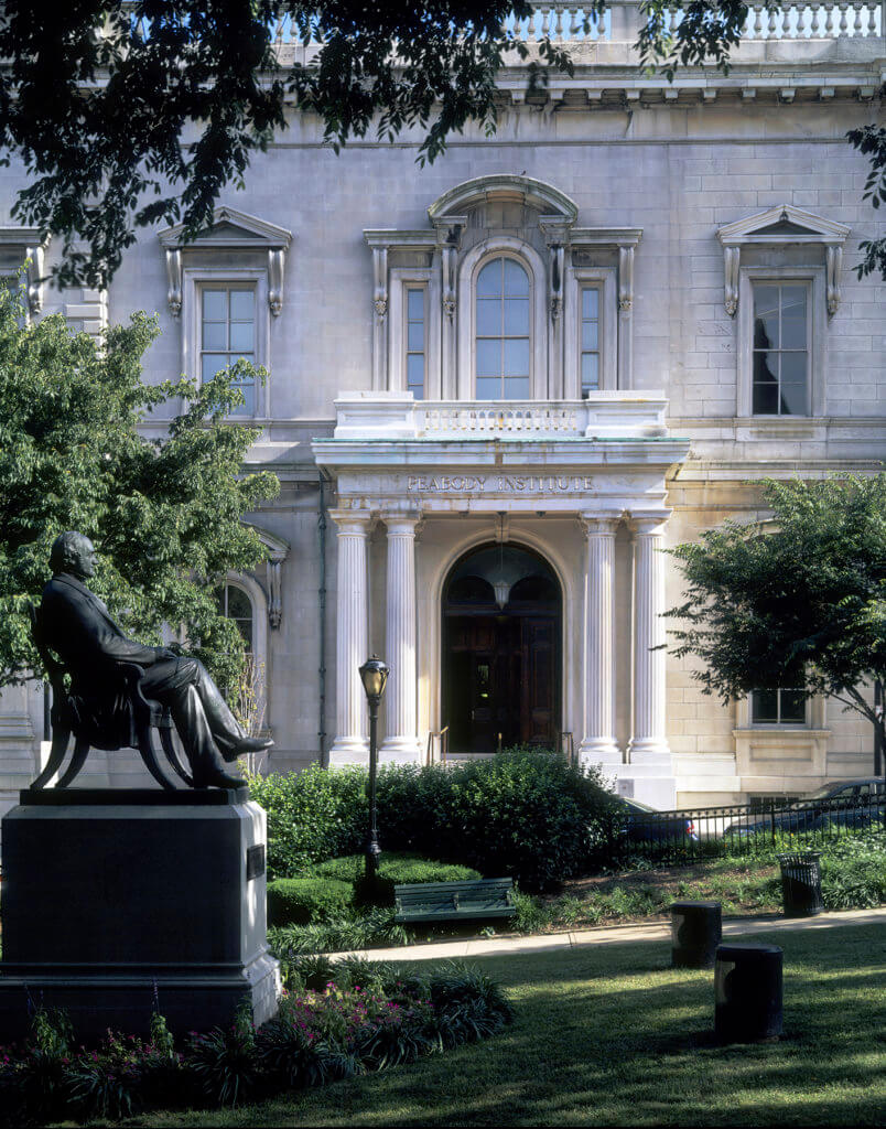 johns hopkins peabody best music conservatories in the us