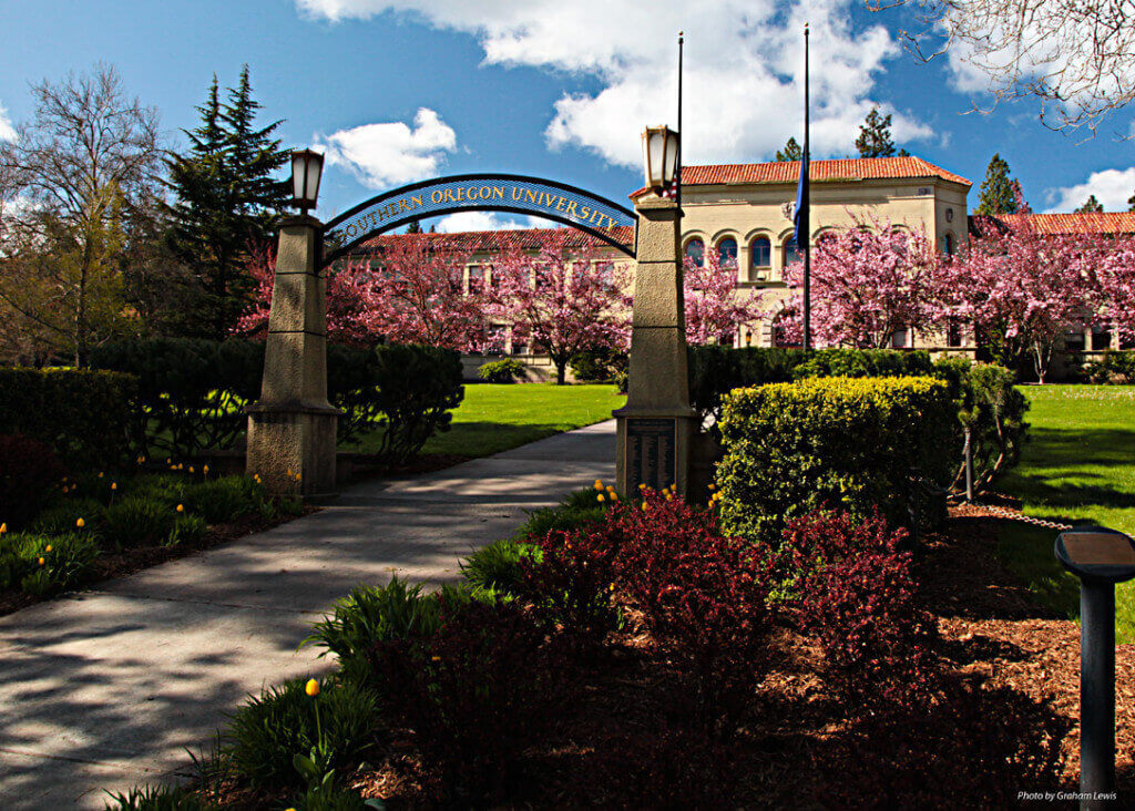southern oregon university colleges with rolling admissions