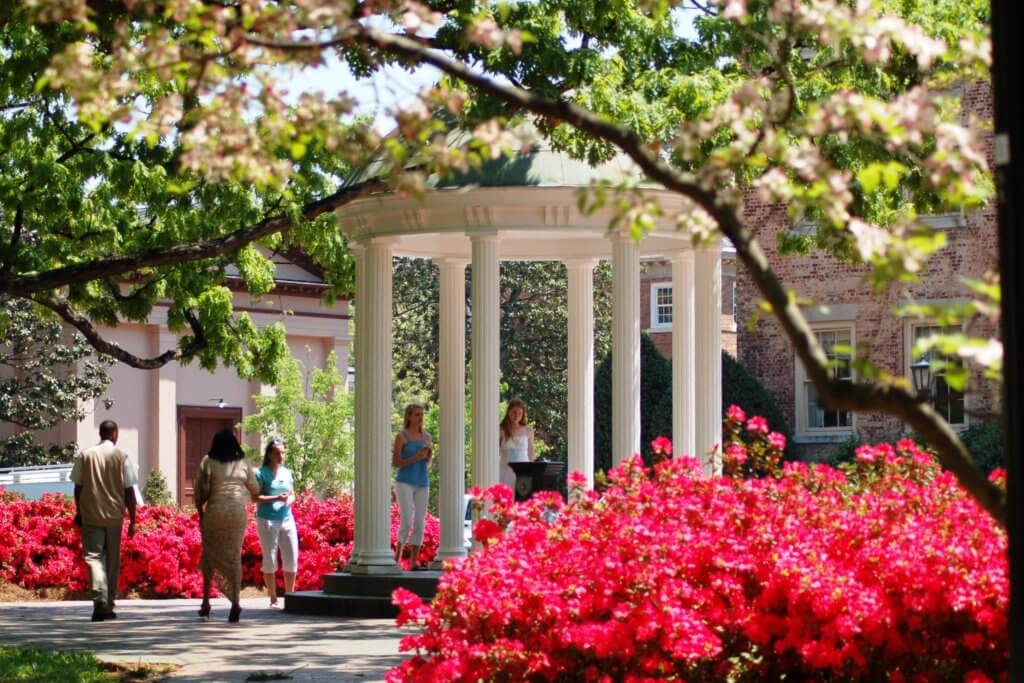 unc chapel hill how to get into college