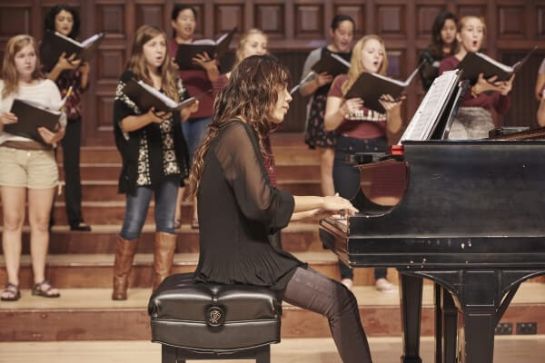 university of redlands learning music in college