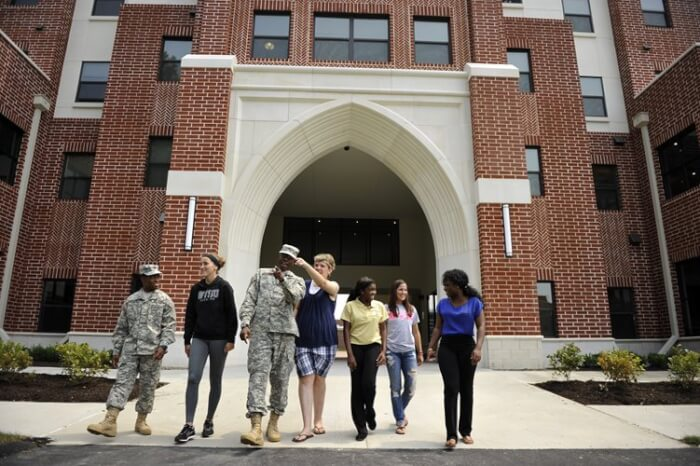 west virginia state university easy to get into colleges