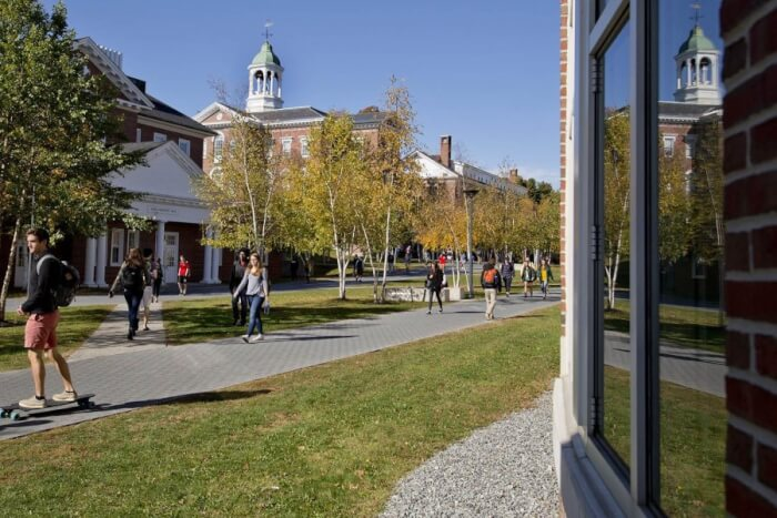 bates college scholarships for freshmen