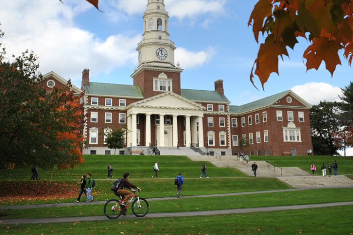 colby college top small colleges in the country